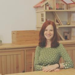 Katharina Busse (Staatlich geprüfte Ergotherapeutin, Bachelor of Arts (Medizinalfachberufe), Studentin der Psychotherapiewissenschaften)